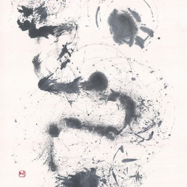 個展「渦」こんな作品がありますシリーズ其の①
